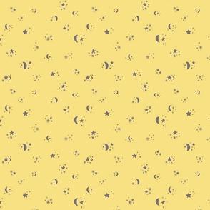 Pastel Knight Sky - yellow