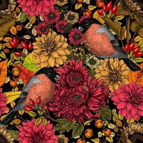 Autumn garden 5