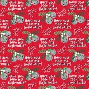 Jingle Balls - Small Scale
