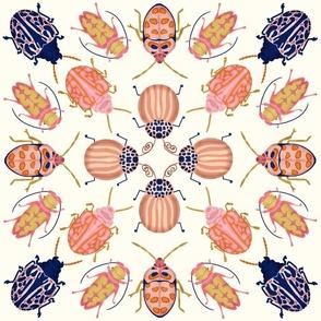 Mosaic Tile Bugs