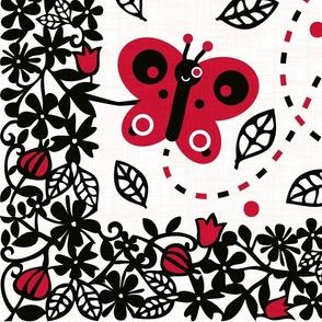 Seek and Find Butterflies