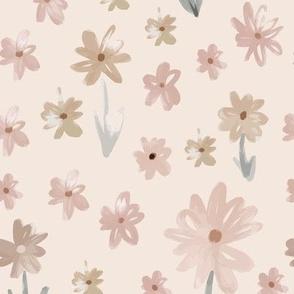 sweet floral cream