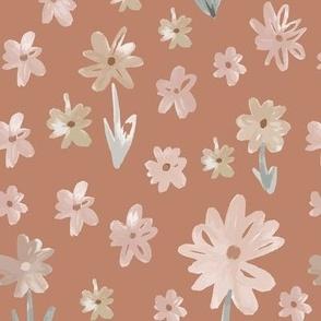 sweet floral blush