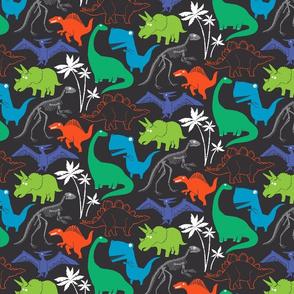 Dinosauria Gray (small scale)