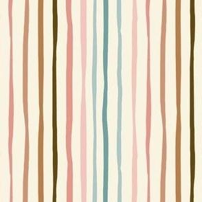 Medium Pastel Stripes