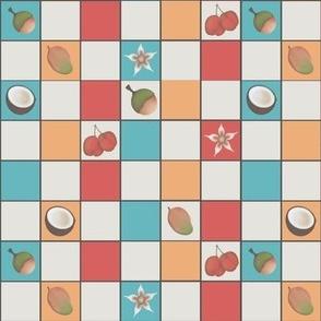 Stone Fruity Mosaic