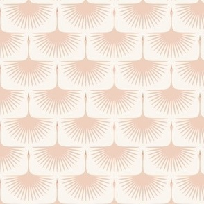 Swans - Farrow and Ball Deeper Pink Ground - XS