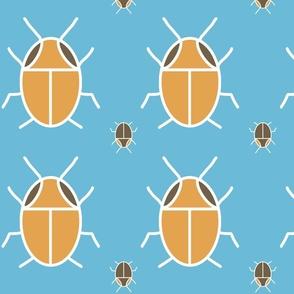 Rétro beetle