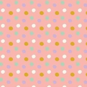 Polka Dotty in Pink