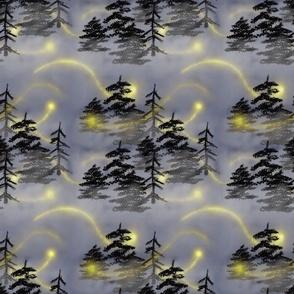 Misty Pixie Forest