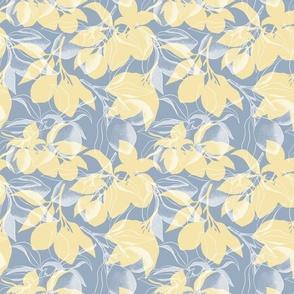 lemon silhouettes