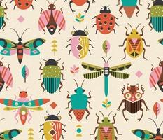 Mid Century Bugs