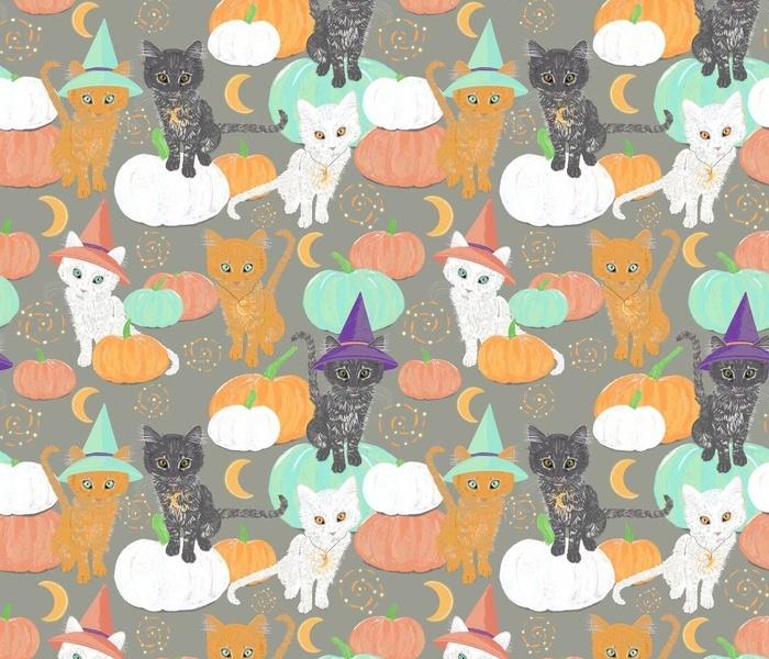 Spellbound Kittens
