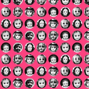Doll Face - A Bit Pink