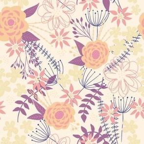 Sundown: Multicolor Floral