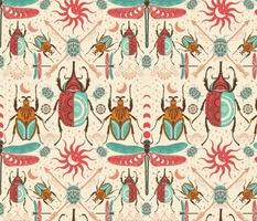 Retro Mystical Bugs