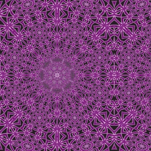 Cathedral Lace Purple