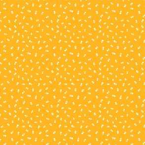 Autumn Ditzy Floral - Yellow