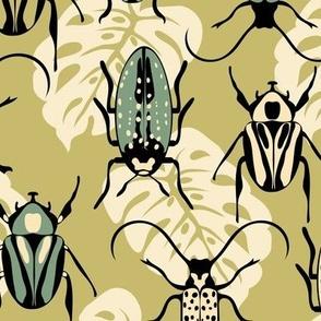 Beetles - Moss - Large