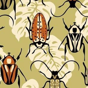 Beetles - Rust - Large