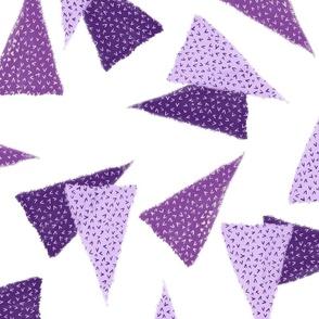 Lavender Road triangles