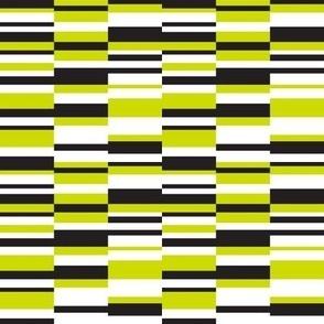 Caterpillar Stripes lime