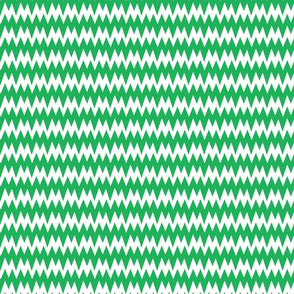 spikey_chevron_green