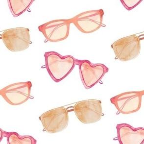 Sunglasses Watercolor