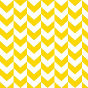 White and yellow arrows.