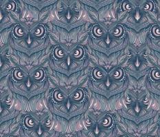 Owls at night