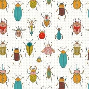 Smaller Retro Bugs
