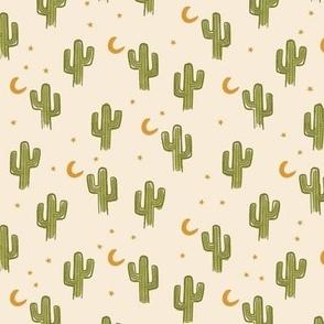 Cactus Nights - Medium