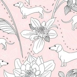 Skulls on Mustard Yellow