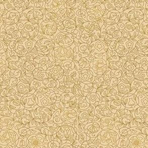 Kelmscott Curlicue