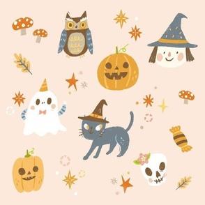 Pastel Halloween