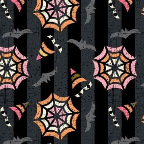 pastel halloween party black