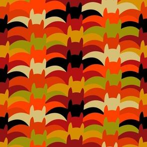 Halloween Bats Autumn