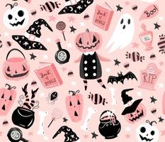 Pink Halloween