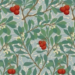 William Morris ~ Arbutus ~  Bright