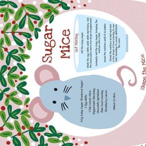 Sugar Mice Recipe