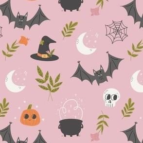 Cute & Spooky Witch