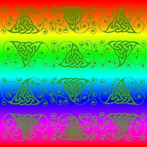 Triknot Leafy Rainbow