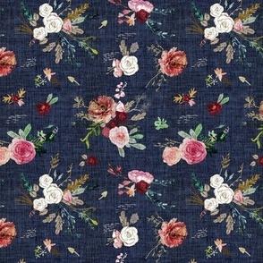 Fable Bouquet (indigo) SML