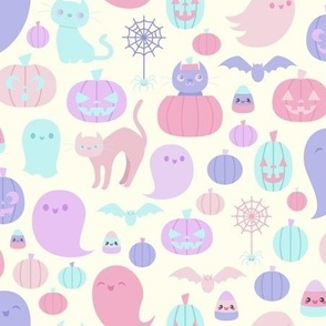 Candy Colored Halloween