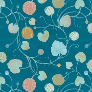 pumpkin sweets /blue/