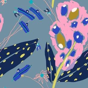 Buzzing Meadow - LillianFarag for NeridaHansen