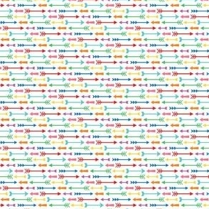 ultra tiny rainbow fun arrows