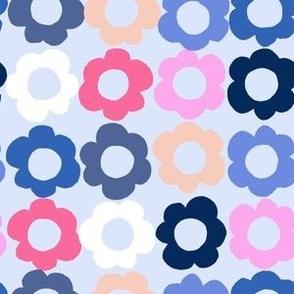 Daisy Blue - LillianFarag for NeridaHansen
