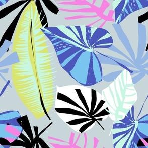 Paper Palm Lavender - LillianFarag for NeridaHansen