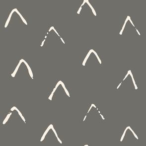 Jumbo // Arrow - Gray
